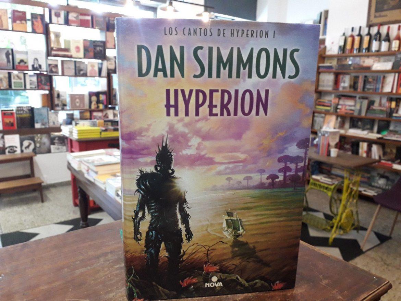 """""""Hyperion"""" de Dan Simmons, una dintre cele mai premiate carti SF"""