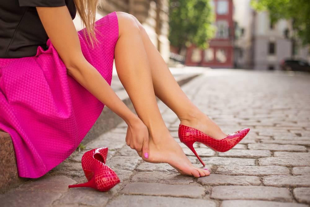 Pantofii cu toc iti intaresc muschii vaginului!